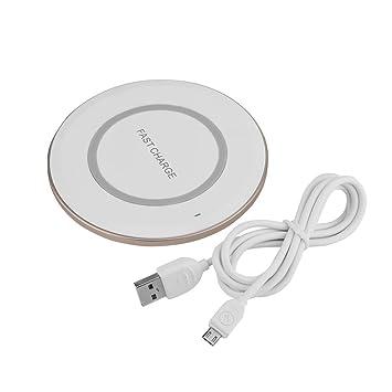 Richer-R Wireless Charger, 10 W Cargador Qi Wireless ...