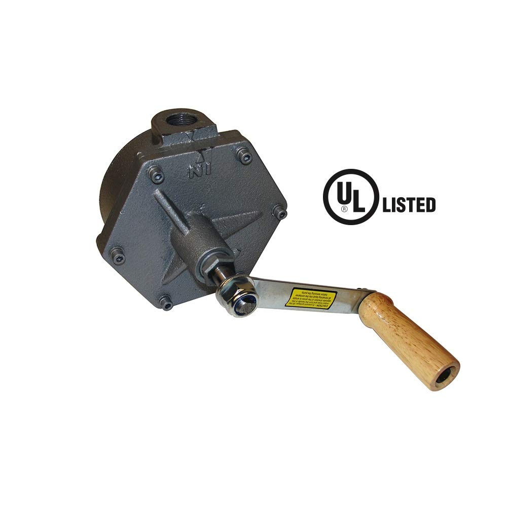 JohnDow Industries Replacement Two-Way Rotary Hand Pump (JDI-35-UL by JohnDow Industries