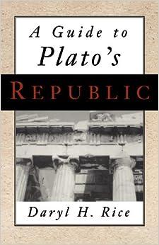 Book A Guide to Plato's Republic