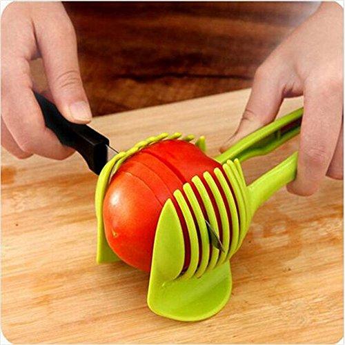 Best Utensils Tomato Slicer Lemon Cutter Multipurpose Handhe