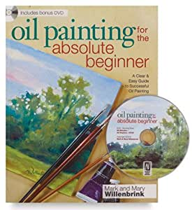 Oil painting for the absolute beginner a for Oil painting instructions for beginners