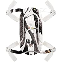 Skin For ZEROTECH Dobby Pocket Drone – Artic Camo | MightySkins Protective, Durable, and Unique Vinyl Decal wrap cover | Easy To Apply, Remove, and Change Styles | Made in the USA