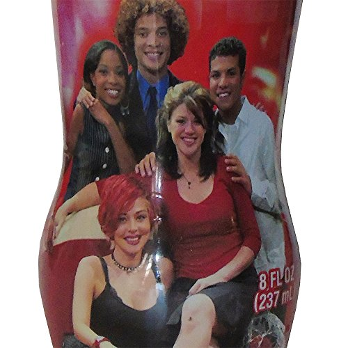 American Idol Coca-Cola Bottle Wrapped 2005 (First Season/2nd Ed) - Season Coke Bottle