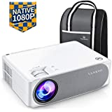 "VANKYO Performance V630 Native 1080P Full HD Projector, 6800 LUX 300"" LED Projector w/ ±45° Electronic Keystone Correction, Compatible w/ TV Stick, HDMI, Laptop, Smartphone for Home/Business Use"