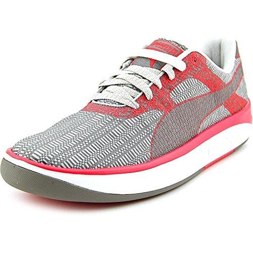 Puma GV 500 Woven Mesh Men US 9.5 Gray Sneakers UK 8.5 EU 42.5