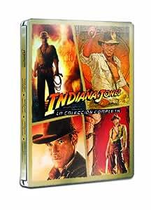 Indiana Jones: La Colección Completa [Caja metálica] [DVD]