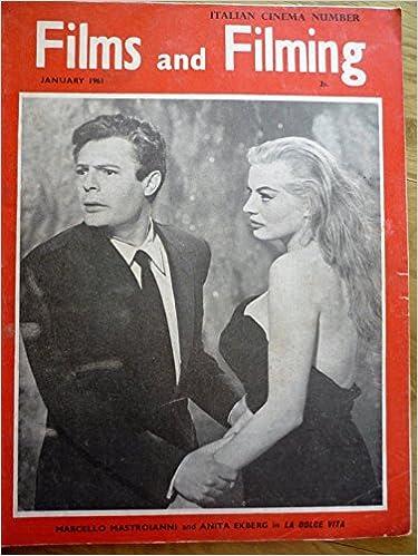 Lire des livres en ligne à télécharger gratuitement Films and Filming, January 1961 - Italian Cinema Number en français MOBI