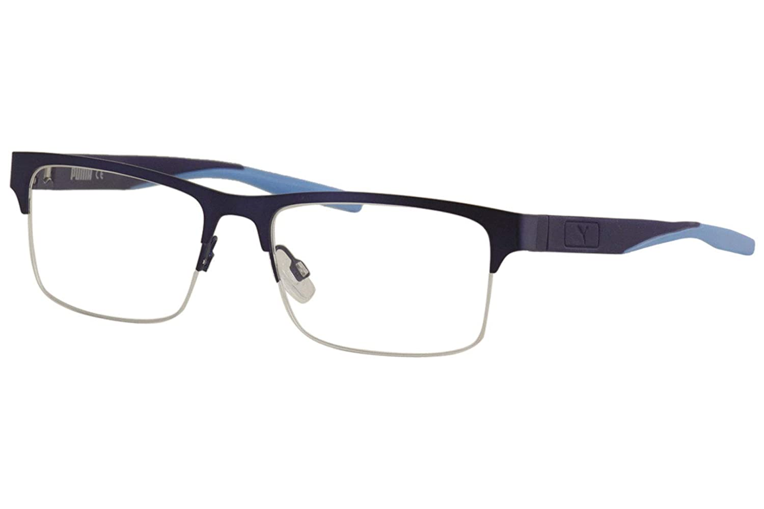 Puma PU 0233 O- 002 - Gafas de sol, color azul: Amazon.es ...