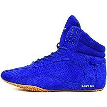 Ryderwear Raptors D-Maks Gym Shoes RAW Blue