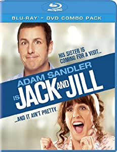 Jack and Jill (Two-Disc Blu-ray/DVD Combo + UltraViolet Digital Copy)