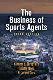 img - for The Business of Sports Agents book / textbook / text book