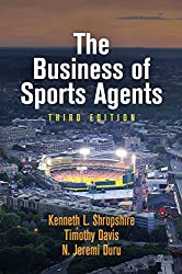 Image of the product The Business of Sports that is listed on the catalogue brand of Univ of Pennsylvania Pr.