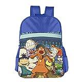 Rugrats Go Wild 3 School Backpack Bag