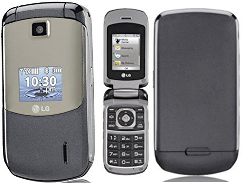 Verizon LG Accolade VX5600 Camera GPS Cell Phone - New - No Contract Req'd by LG