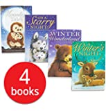 Winter Animal Story Collection - 4 Books