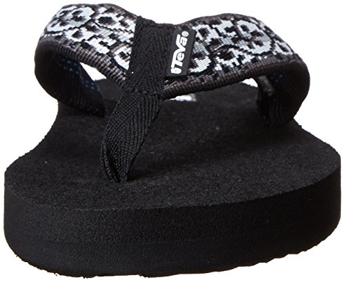 Teva Mush W'S Thong Womens Black Sandals 2 Companera 7718qwr
