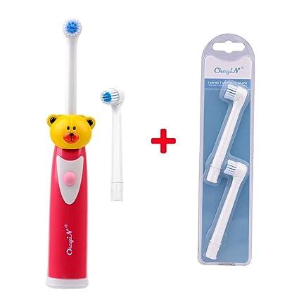 Ckeyin - Dibujo Animado Mignon - Cepillo de dientes ...
