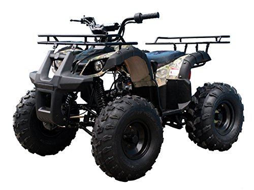 TaoTao Atv TForce 110cc Big Rugged Wheels (Army camo)
