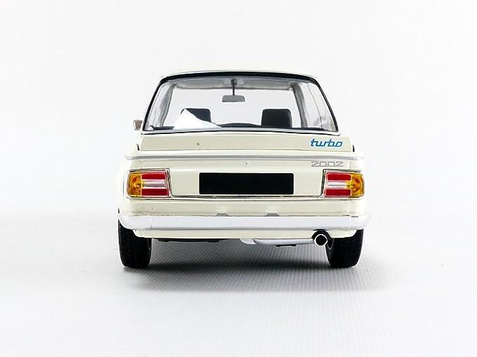 Minichamps 1:18 1973 BMW 2002 Turbo - Blanco - 155026200: Amazon.es: Juguetes y juegos
