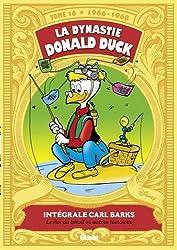 La dynastie Donald Duck, Tome 16 : Le roi du bétail et autres histoires (1966-1968)