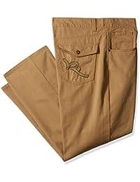 Men's Big and Tall Twill R-Flap Pant