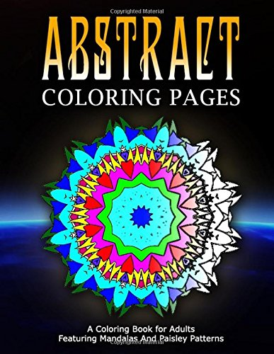 Download ABSTRACT COLORING PAGES - Vol.6: coloring pages for girls (Volume 6) pdf