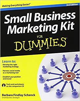 Small business marketing kit for dummies barbara findlay schenck small business marketing kit for dummies barbara findlay schenck amazon books fandeluxe Images