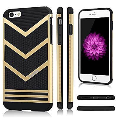 iPhone 6s Case - YOKIRIN iPhone 6 Protective Case Hard Plastic TPU for iPhone 6 & iPhone 6s 4.7inch