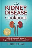 Kidney Disease Cookbook: 85 Healthy & Homemade