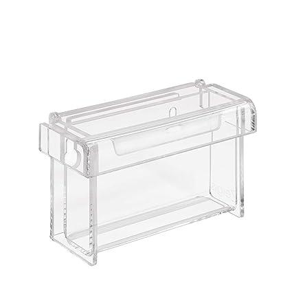 trasparente Scatola in vetro acrilico Zeigis/® 150 x 150 x 150 mm
