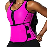 The Perfect Sculpt™ Sweat Vest (Small, Pink)