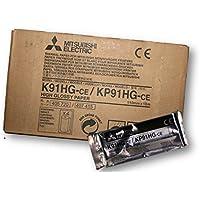 Mitsubishi K91HG-CE / KP91HG-CE High Glossy Thermal Paper