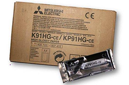 (Mitsubishi K91HG-CE / KP91HG-CE High Glossy Thermal)