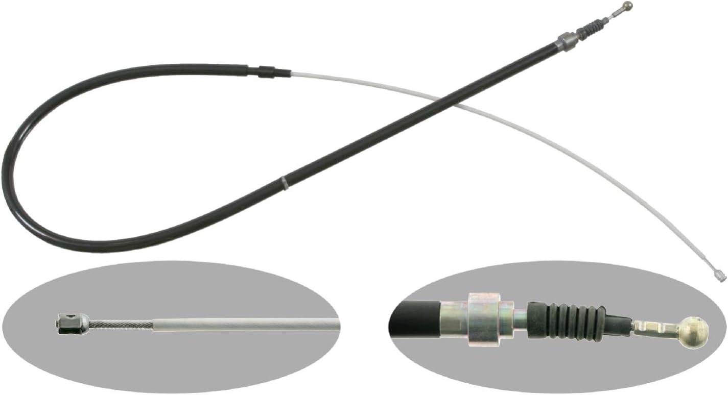 Febi Bilstein 22736 Handbrake Cable 1 Piece Auto