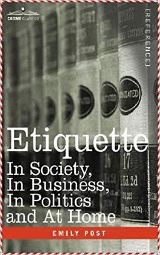 Etiquette in