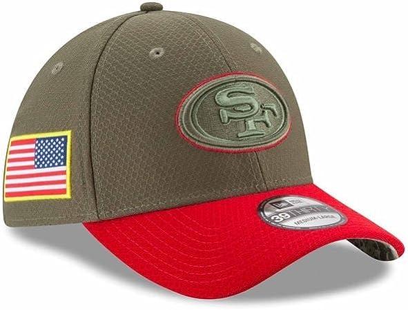 New Era San Francisco 49ers 39thirty Stretch Cap League Essential
