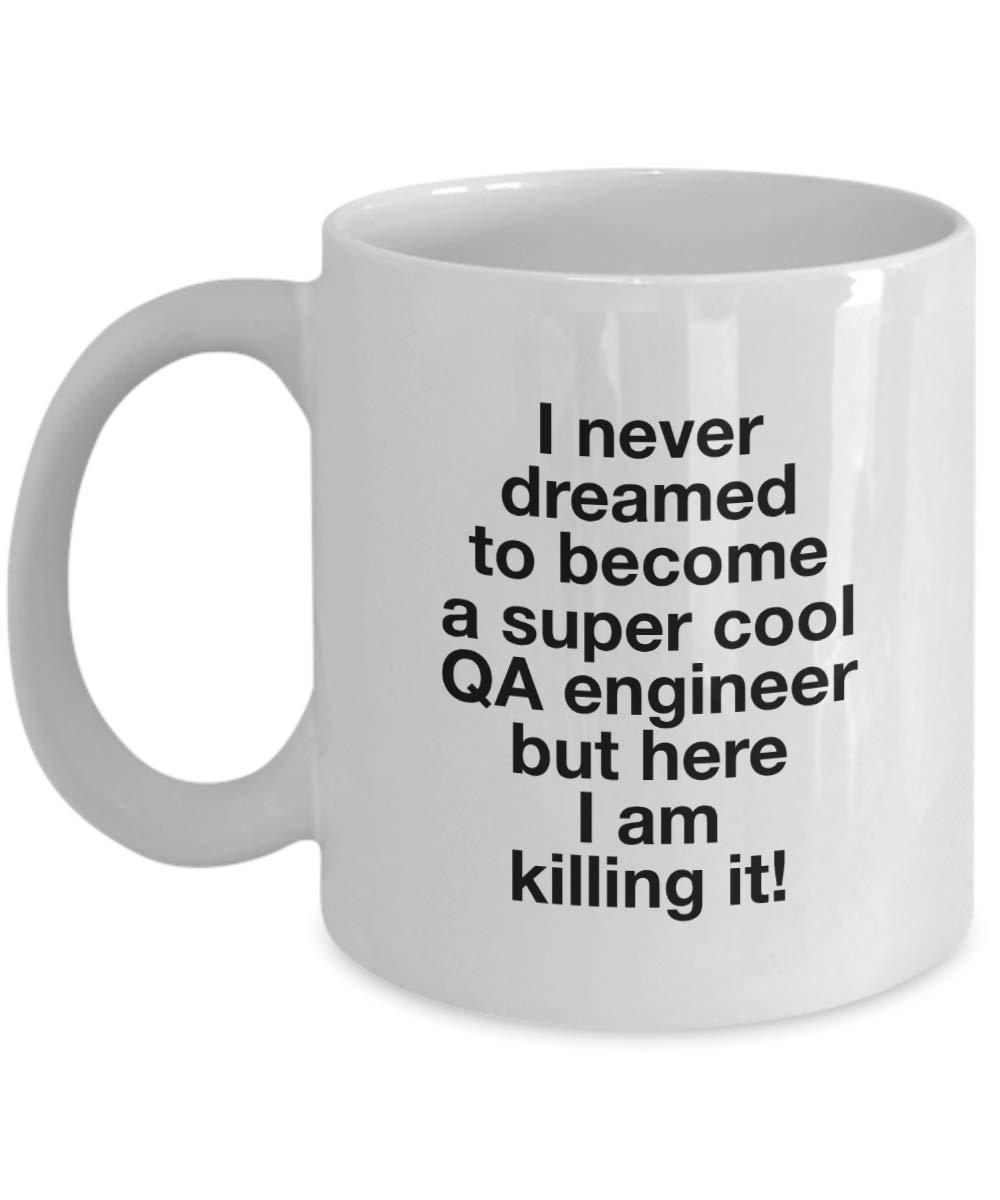 Amazon com: qa engineer mug - engineer joke mugs - funny