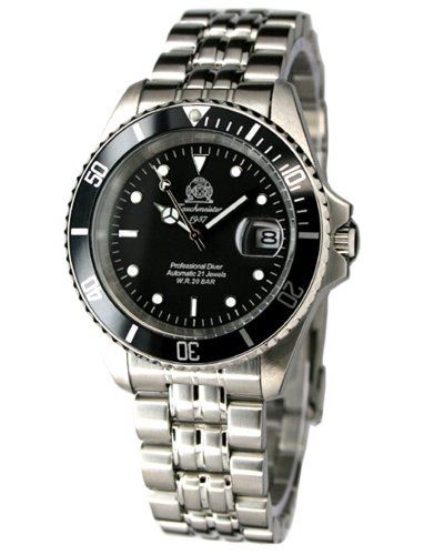 Tauchmeister diver watch - 21 jewels automatic movement ()