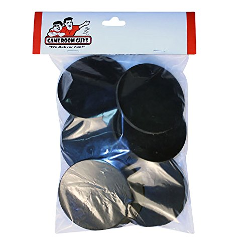 Game Room Guys Rubber Pool Table Leg Shims-1/32 Inch-Set of 12