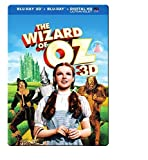 Wizard of Oz 75th Anniversary Collectibe Metal [Blu-ray] by Warner Home Video