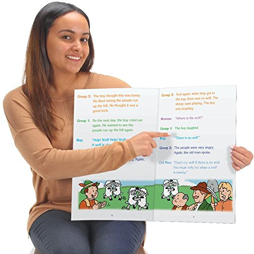 Really Good Readers' Theater - The Boy Who Cried Wolf Big Book by Really Good Stuff (Image #2)