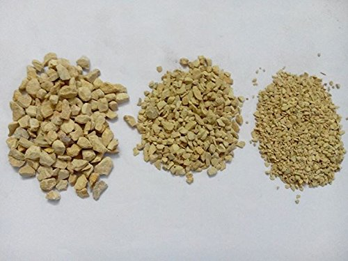 RM 6 Pound Yellow Marble Chips for Garden and lawn decoration Aquarium Lawn garden Pathway Patio Walkway Festive Season Sale