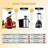 Juicer, Argus Le Slow Masticating Juicer
