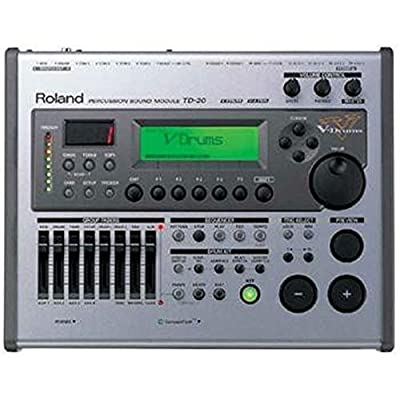 Roland TD-20 V-Drum Percussion Sound Module from ROLAND