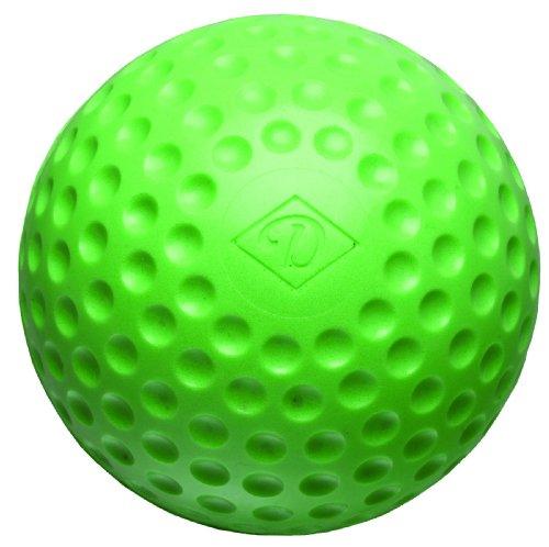 Diamond 12-Inch Lightweight Foam Dimpled Practice Softball, Dozen