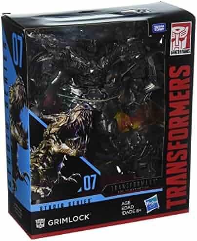 Transformers Studio Series 07 Leader Class Movie 4 Grimlock