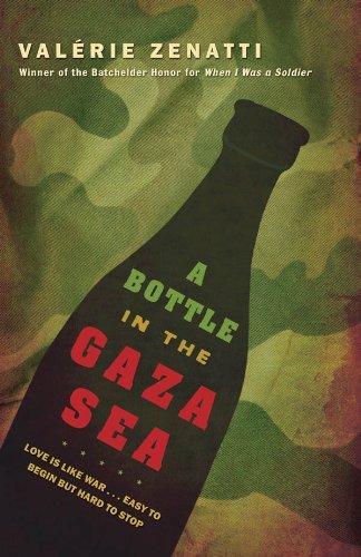  TOP  A Bottle In The Gaza Sea. setting tenias street Kazutaka personal Piloto Asaka