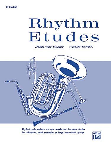 Rhythm Etudes: B-flat Clarinet