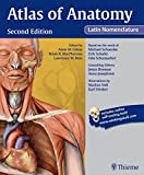 img - for Atlas of Anatomy Latin Nomenclature book / textbook / text book