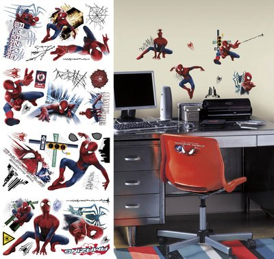 (10x18) The Amazing Spider-Man 2 Wall Decal